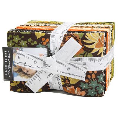 Moda Fat Eighth Bundle - Hallo Harvest by Basic Grey