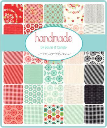 Moda Fat Quarter Bundle - Handmade by Bonnie & Camille