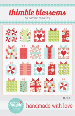 Handmade With Love Pattern by Camille Roskelley