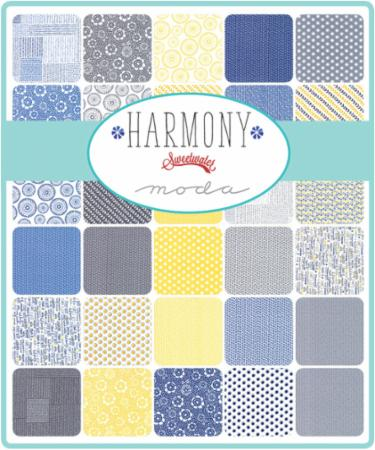 Moda Jelly Roll - Harmony by Sweetwater