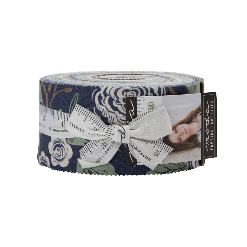 Moda Jelly Roll - Harvest Road by Lella Boutique
