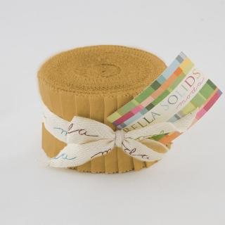 Solids Junior Jelly Roll - Hay 9900 104