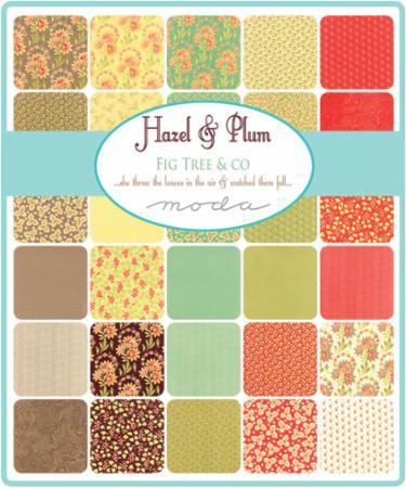 Oct/17 - Hazel & Plum Charm Pack
