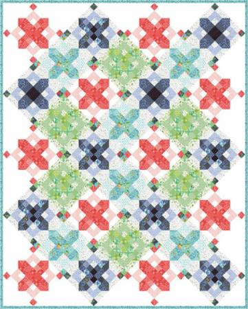 Moda Quilt Kit - Hazelwood