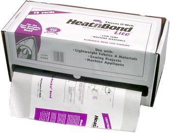 HeatnBond Lite 17 Inches Wide By The Yard