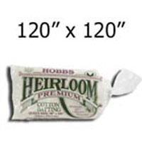 Heirloom Blend Batting 120x120