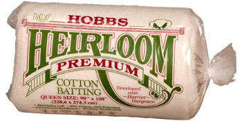 Heirloom Premium Blend Batting Queen Hobbs