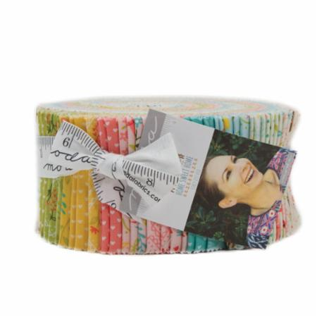 Moda Jelly Roll - Home Sweet Home by Stacy Iest Hsu