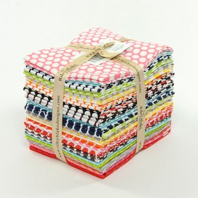 Riley Blake Fat Quarter Bundle - Honeycomb
