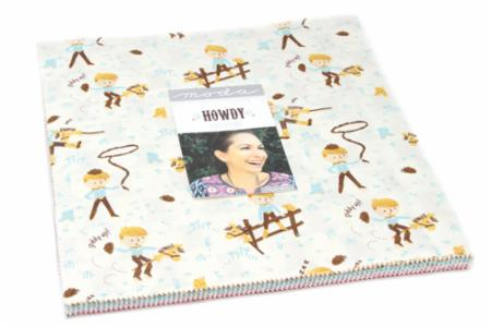 Moda Layer Cake - Howdy by Stacy Iest Hsu