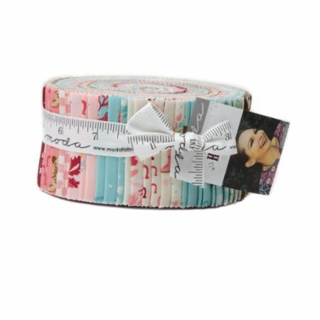 Moda Jelly Roll - Howdy by Stacy Iest Hsu