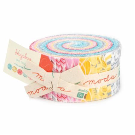 Moda Jelly Roll - Hugaboo by Deb Strain