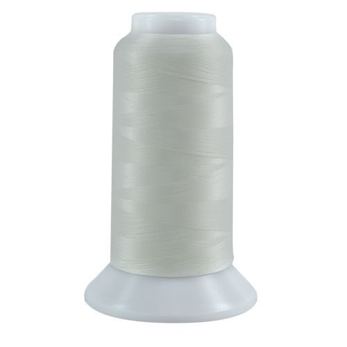 Bottom Line Cone - 621 Lace White 3,000 yd
