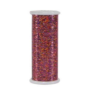 Superior Glitter Spool - 204 Red