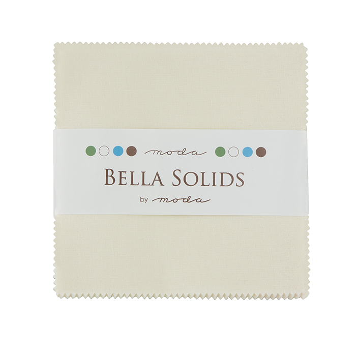 Solids Charm Pack - Ivory 9900 60