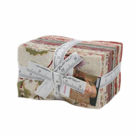 Moda Fat Eighth Bundle - Jardin De Versaille by French General