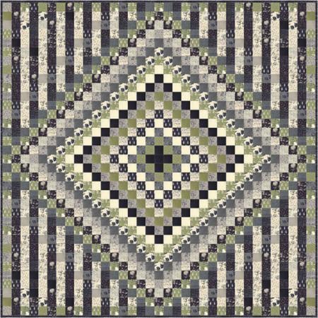 Jaunty Pattern