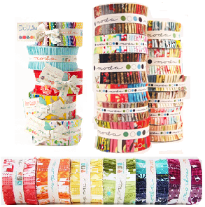 Choose Any 10 Jelly Rolls For Huge Savings - Add This To Your Cart