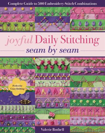 Joyful Daily Stitching Book