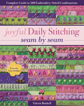Joyful Daily Stitching Book