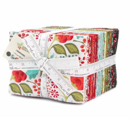 Moda Fat Quarter Bundle - Juniper Berry by Basic Grey