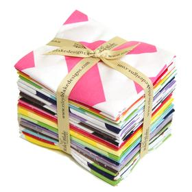 Riley Blake Fat Quarter Bundle - Large Chevron