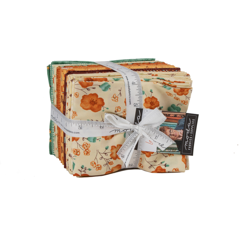 Moda Fat Quarter Bundle - Last Bloom by Sandy Gervais