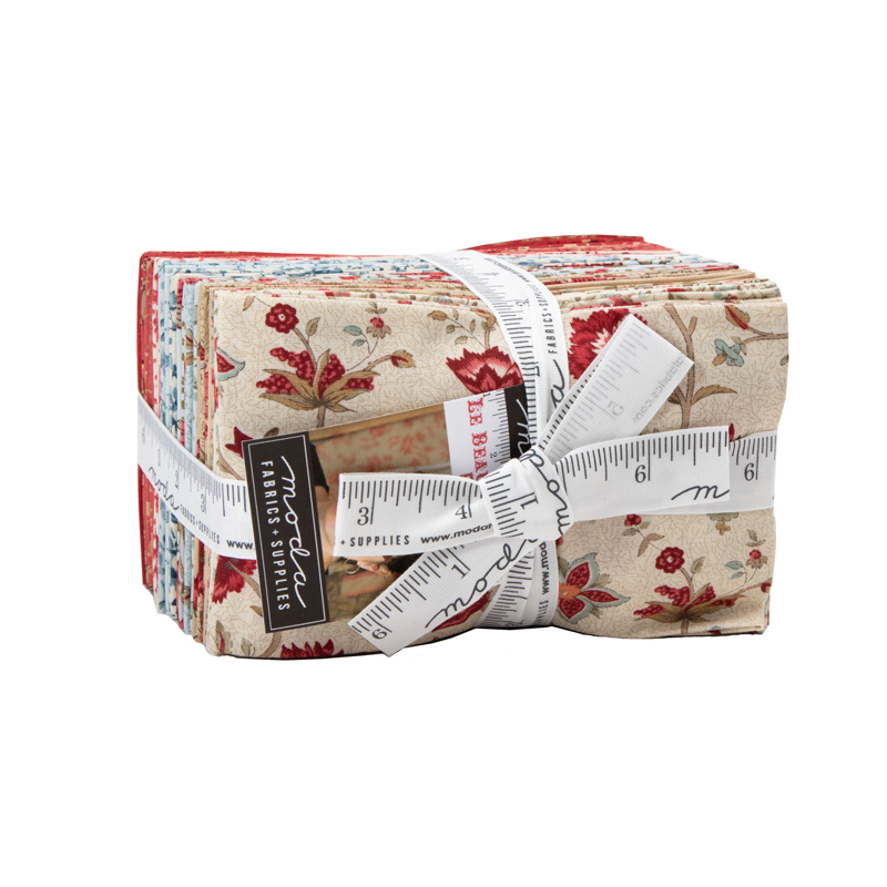 Moda Fat Eighth Bundle - Le Beau Papillon by French General