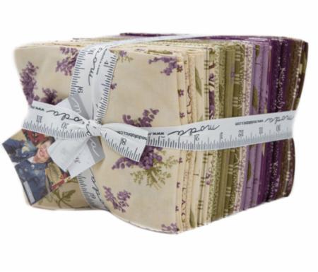 Moda Fat Quarter Bundle - Lilac Ridge by Jan Patek