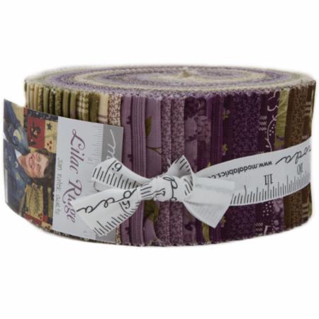 Moda Jelly Roll - Lilac Ridge by Jan Patek
