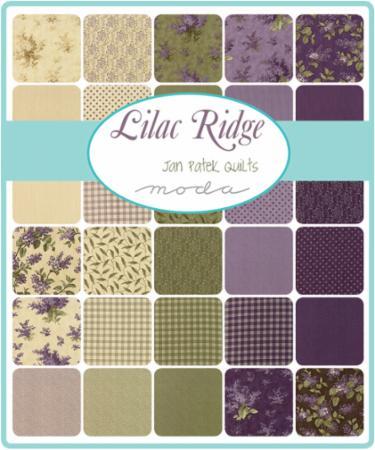 Feb/18 - Lilac Ridge Charm Pack