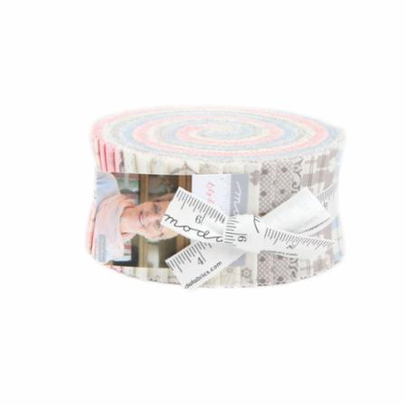 Moda Jelly Roll - Lily & Will Revisited by Bunny Hill Designs