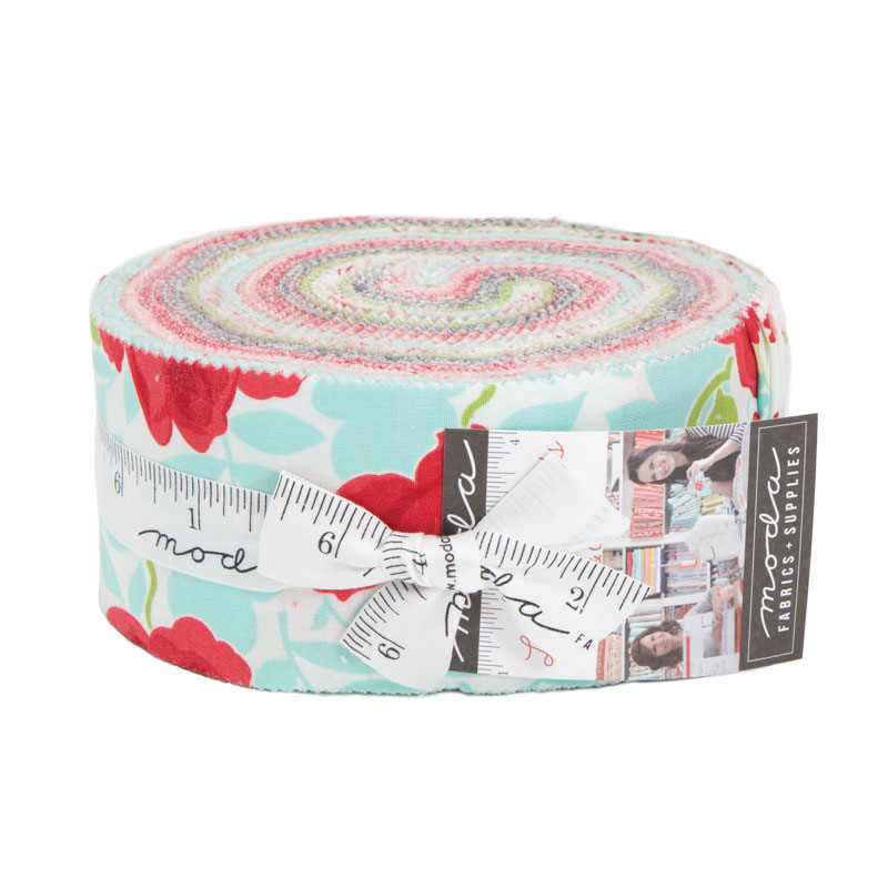 Moda Jelly Roll - Little Snippets by Bonnie & Camille