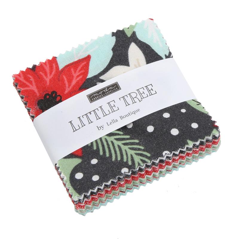 Moda Mini Charm - Little Tree by Lella Boutique
