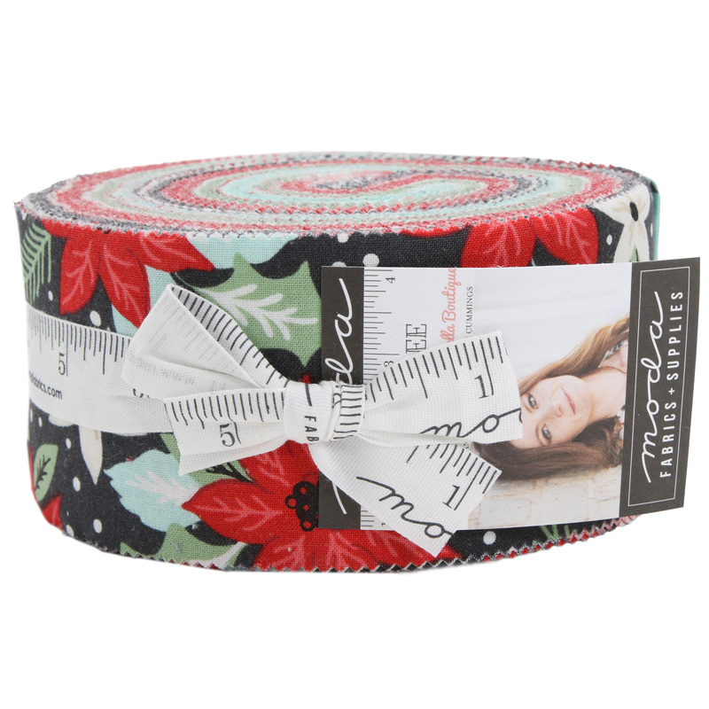Moda Jelly Roll - Little Tree by Lella Boutique