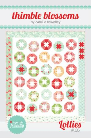 Lollies Pattern by Camille Roskelley