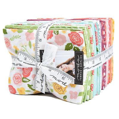 Moda Fat Quarter Bundle - Lollipop Garden by Lella Boutique