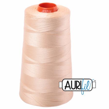Long Arm Cotton 50wt PALE FLESH Aurifil 2315