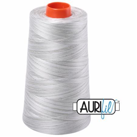 Long Arm Cotton 50wt SILVER MOON Aurifil 4060