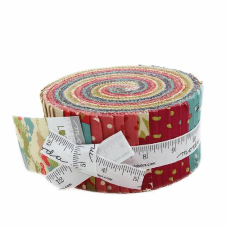 Moda Jelly Roll - Lucky Day by MoMo