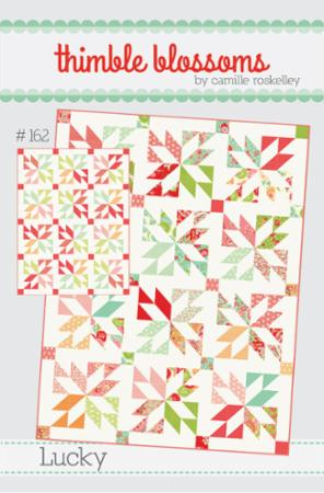 Lucky Pattern by Camille Roskelley