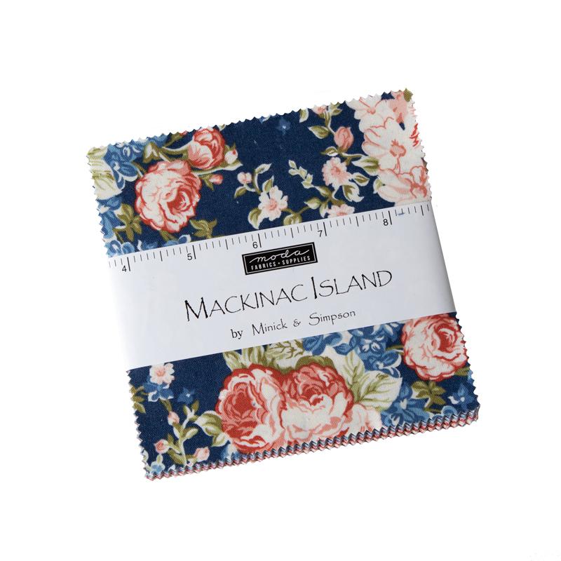 Moda Charm Pack - Mackinac Island by Minick & Simpson
