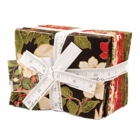 Moda Fat Quarter Bundle - Magnolia Metallics by Moda