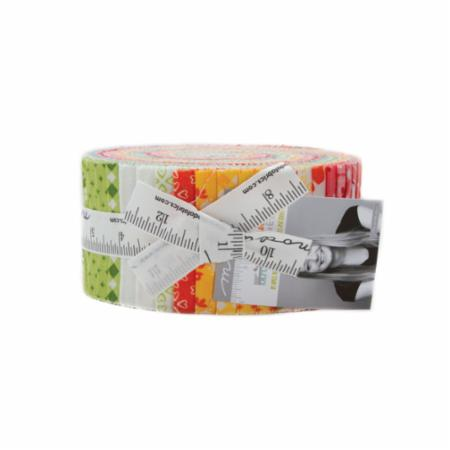 Moda Jelly Roll - Mamas Cottage by April Rosenthal