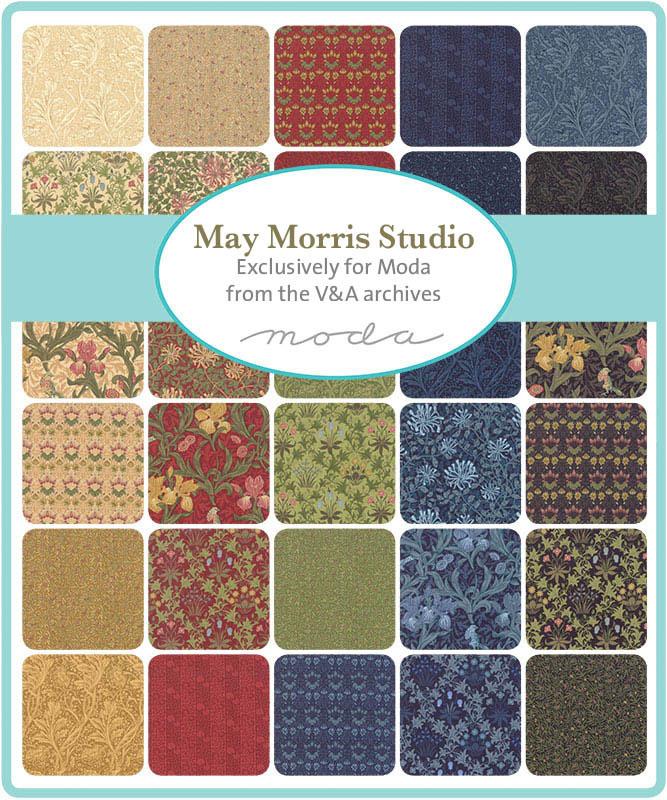 Dec/19 - May Morris Studio Charm Pack
