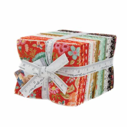 Moda Fat Quarter Bundle - Meraki by Basic Grey