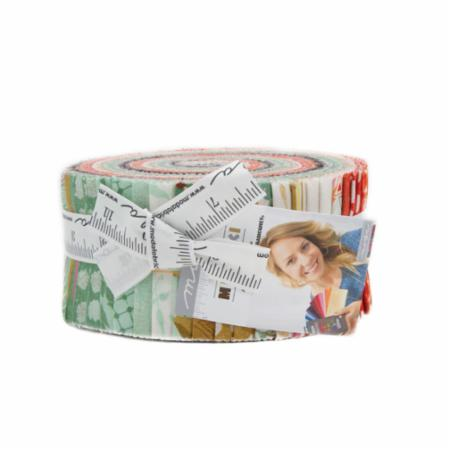 Moda Jelly Roll - Meraki by Basic Grey