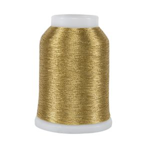 Metallics MINI Cone - 007 Gold 1090 yd