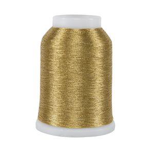 Metallics MINI Cone - 007 Gold 1090 yd