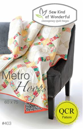 Metro Hoops Pattern by Sew Kind Of Wonderful